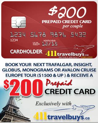 Prepaid Card Offer