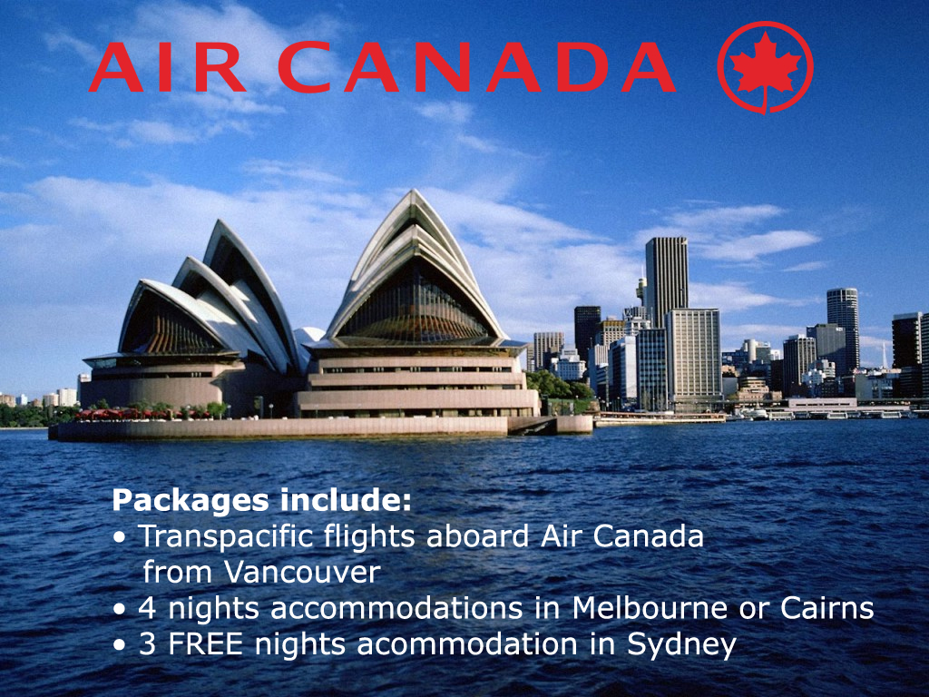 Free Nights in Australia