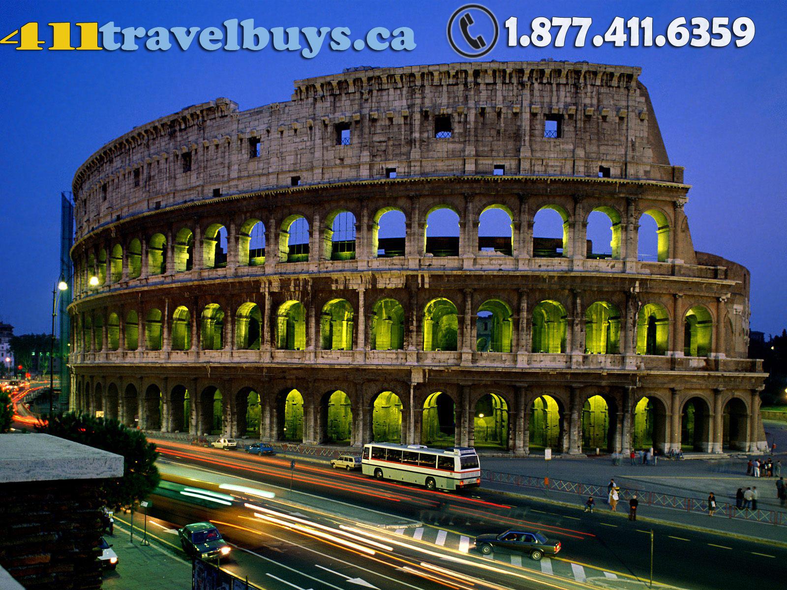 Globus Taste of Italy Tour