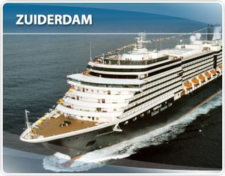 Zuiderdam deck plans