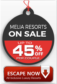 Cheap Melia Resprts Deals