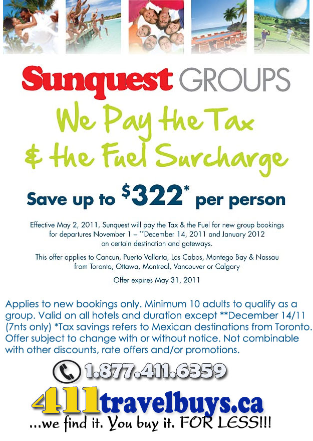 Sunquest Group Savings
