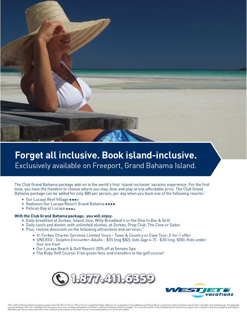 Island Inclusive Deals