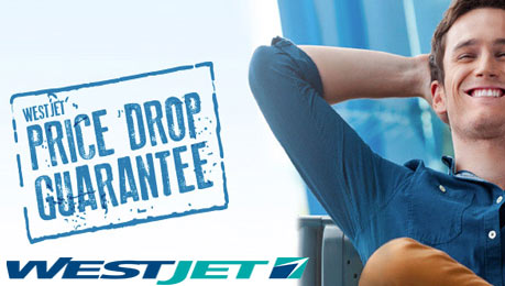 WestJet Price Drop Guarantee